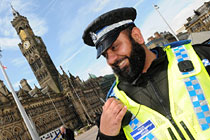 Police Community Support Officer from West Yorkshire Police
